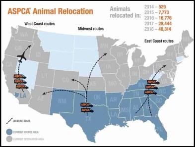 ASPCA map