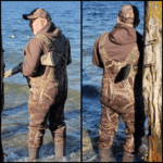 What do you do when duck hunters start shooting up a county beach?