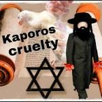 Kaporos cruelty