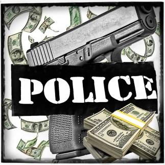 Gun & money