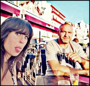 Elisa Pilarski & Christophe Ellul.