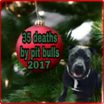 Emily Mae Colvin, 24,  is record 35th U.S. pit bull fatality of 2017