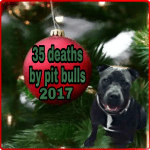 Emily Mae Colvin, 24,  is record 35th pit bull fatality of 2017