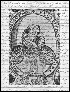 Gaspar Perez de Villagra