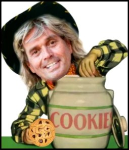 Alex Pacheco & cookie jar