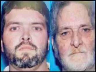 Nic Coker (left), James Coker (right).