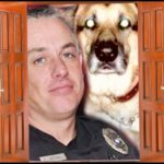 Did Louisiana cop Terry Yetman do the dog?  If so,  why?