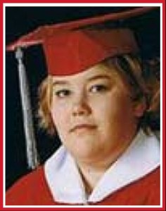 Jennifer Lowe, 21, killed by boyfriend's pit bull in 2007.