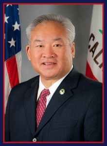California Assembly member Paul Fong.