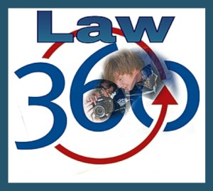 Stan Parker of Law360 (insert)