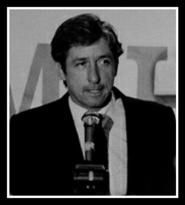 Tom Hayden early in his legislative career. (TomHayden.com)