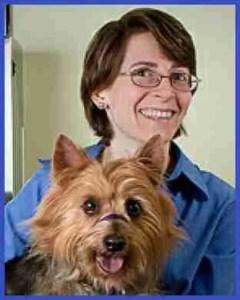 Laurie Bergman, DVM (Keystone Veterinary Behavior photo)