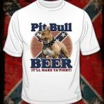 Pit bull beer
