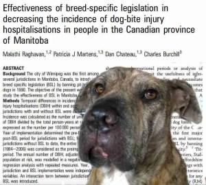 The Manitoba study.