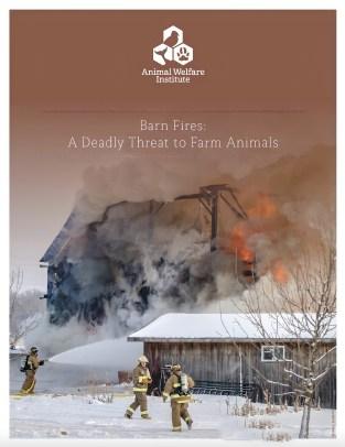AWI barn fire report