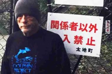 Ric O'Barry in Taiji