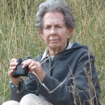 Rosalie Osborn,  mentor to Africa Network for Animals founder Josphat Ngonyo