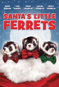 "One of the more recent & more bizarre efforts to ""rebrand"" ferrets."