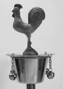 Santerian chalice. (Wikimedia commons)
