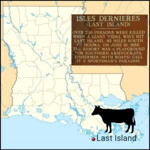 The Last Island Hurricane of 1856 2