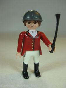 Toy Jockey with crop Ebay