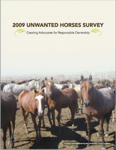 Unwanted Horse Coalition data shows how breeding and racing perpetuate the horse slaughter industry.