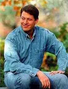 Former U.S. vice president Albert Gore.