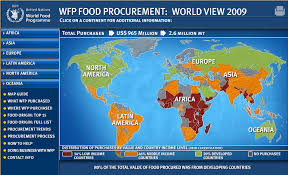 WFP map