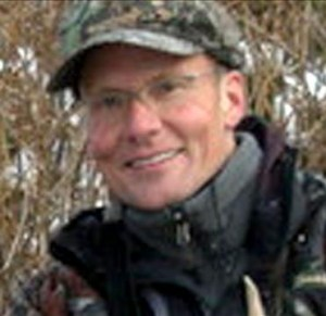 Walter James Palmer hunting license photo.