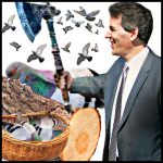 Talk can't stop pigeon-shooting psychopaths, by Steve Hindi