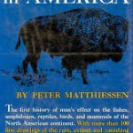 Wildlife in America author Peter Matthiessen,  86