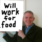World Animal Protection bakes Mike Baker