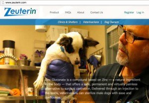 Zeuterin site