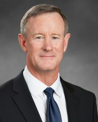 University of Texas system chancellor Bill McRaven. (UT photo)