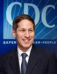 CDC director Tom Frieden