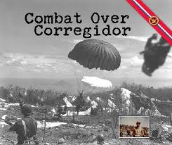 Combat Over Corregidor is the posthumously published memoir of Charles H. Bradford,  M.D.,  surgeon for the Second Battalion,  503rd Parachute Infantry Regiment.