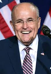 Rudy Giuliani (Wikipedia photo)