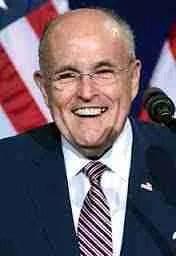 Rudy Giuliani (Wikipedia photo)