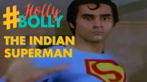 """The """"Man of Steel"""" role didn't really suit Ashok Kumar the conservationist, but Ashok Kumar the actor played Superman's father in 1987."""