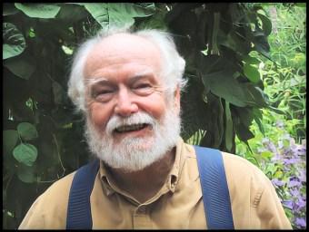Geologist John Stockwell