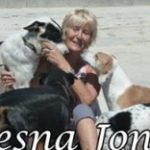 Vesna Jones, 60, founder of Greek Animal Rescue
