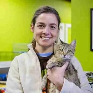 Ellen Jefferson. (Austin Pets Alive photo)