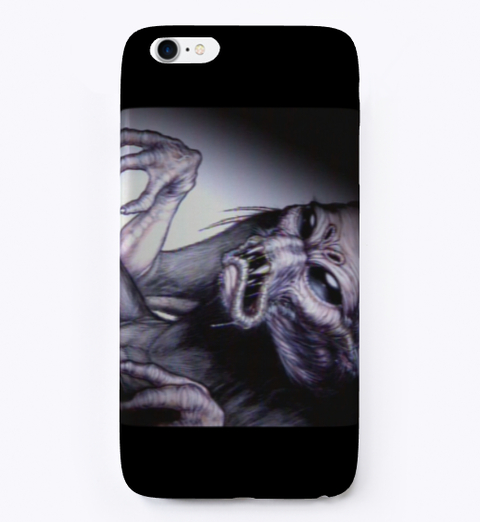 Chupacabra phone cover