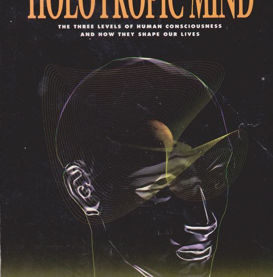 the holotropic mind book cover