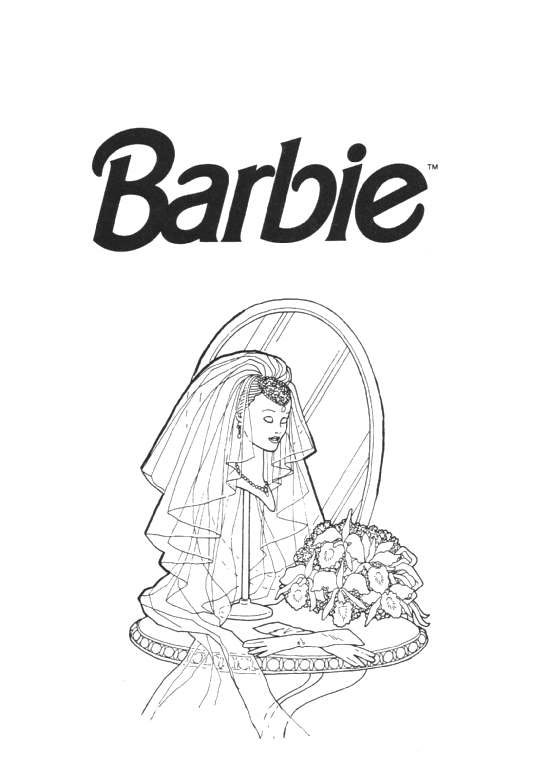 Coloring Pages Barbie: Animated Images, Gifs, Pictures