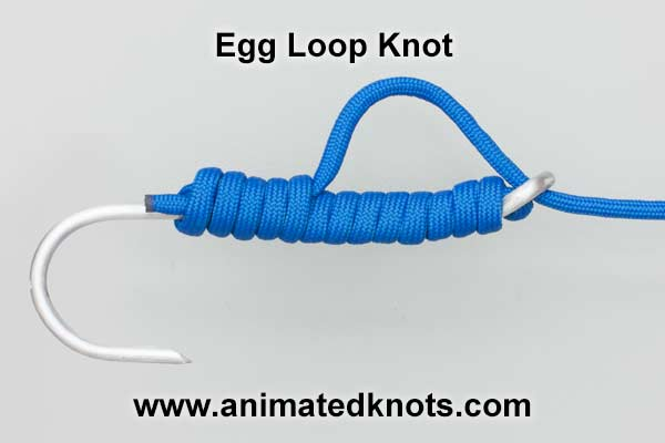 Egg Loop Knot How to tie a Egg Loop Knot Knots