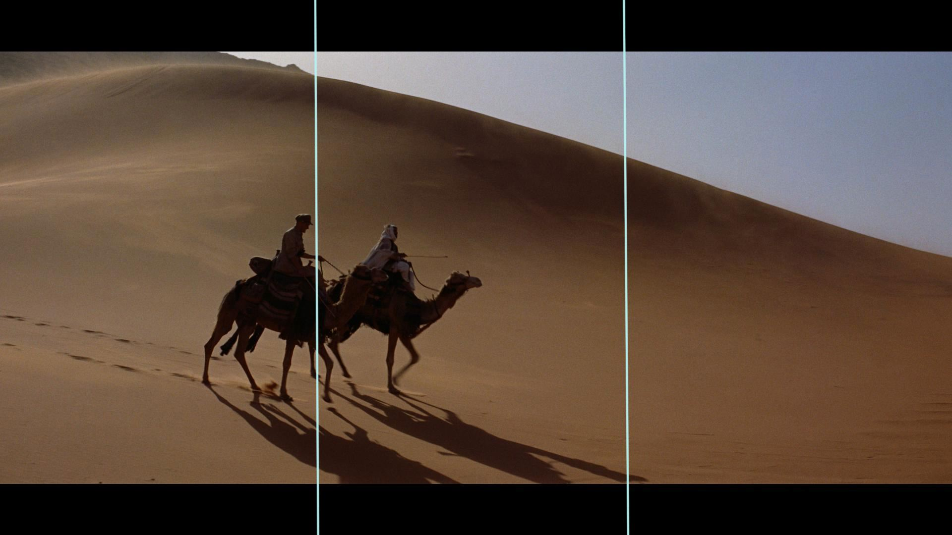 an analysis of the film lawrence of arabia For a movie that runs 216 minutes, plus intermission, lawrence of arabia is not dense with plot details it is a spare movie in clean, uncluttered lines, and there is never a moment when we're in doubt about the logistical details of the various campaigns.