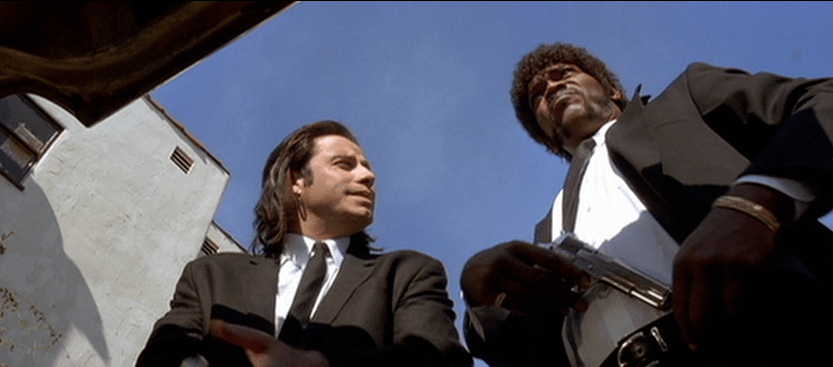 an introduction to the analysis of a movie pulp fiction directed by quentin tarantino Pulp fiction trivia from the quentin tarantino archives during the filming of 'pulp fiction' quentin tarantino saw this film and decided to include this.