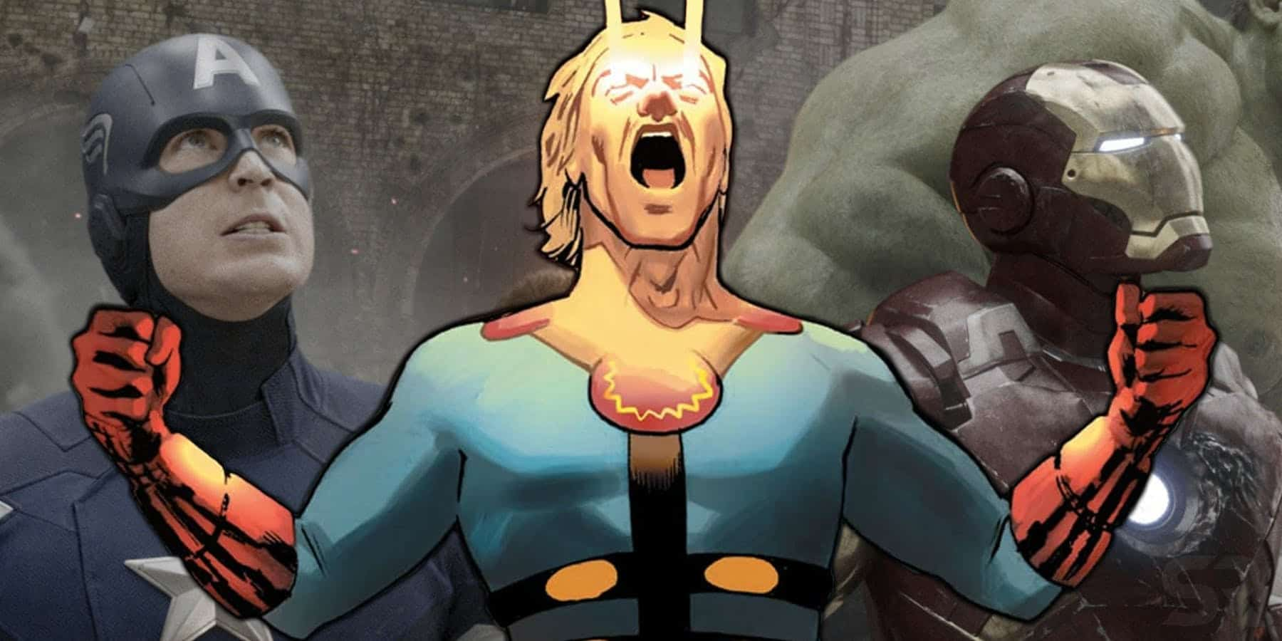 The Eternals To Reportedly Cast Marvels First Gay Male