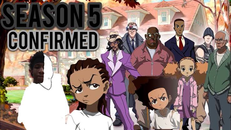the boondocks confirmed to